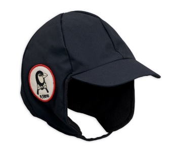 Keps - Alaska cap Black