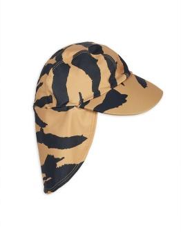 Badkeps - Tiger aop swim cap
