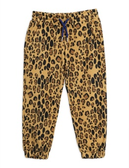 Byxa - Leopard fleece (Beige)