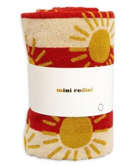 Badhandduk Sun stripe beach towel
