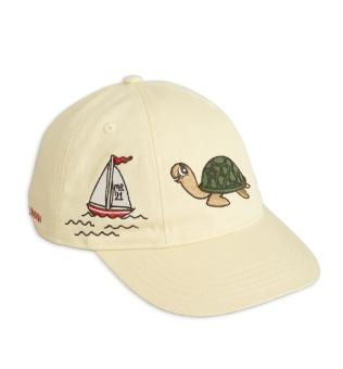 Keps - Turtle soft cap beige