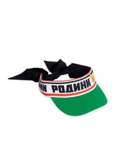 Keps/Skärm - Moscow bow tie visor