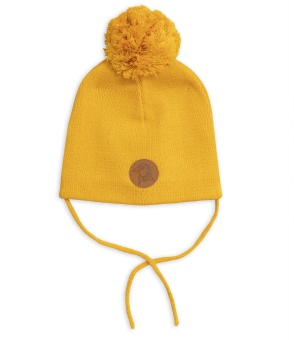 Mössa Penguin hat Yellow