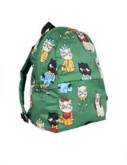 Ryggsäck - Minibabies lightweight backpack Green