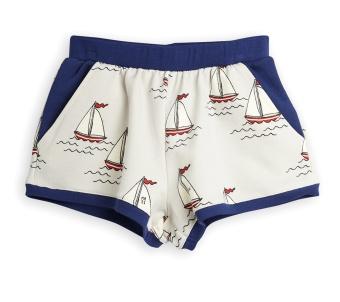 Shorts - Sailing boats sweatshorts