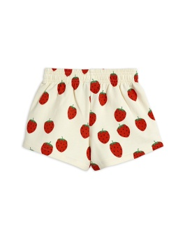 Shorts - Sweatshorts Strawberry aop