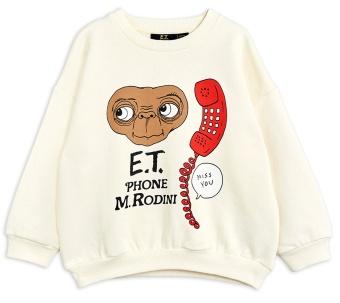 Tröja - sweatshirt E.T. Offwhite