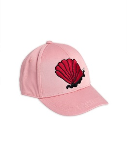 Keps - Shell Pink