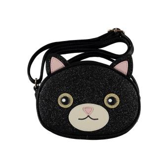 Väska Cat Bag Black glitter