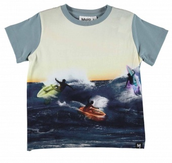 T-shirt Raddix Night Surf