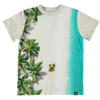 T-shirt Road Beach Buggy