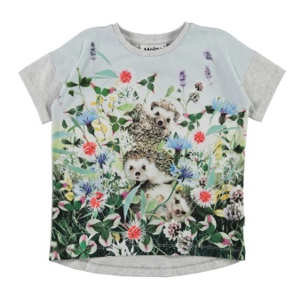 T-Shirt Raeesa Igelkottar