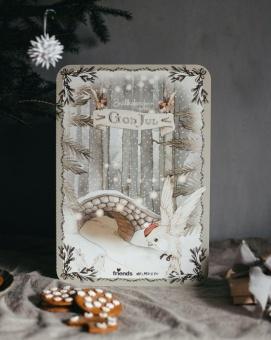 Julkalender - Mrs Mighetto - Snällkalendern