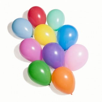 biologiskt nedbrytbara ballonger  10 st