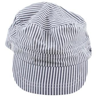 Keps - Nordic Worker Cap Stripe SPF 50