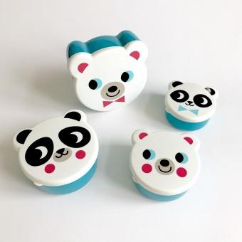 Snackbox set - Isbjörn
