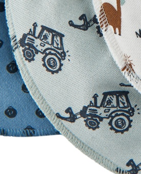 Scarf/Dreggellapp - traktor