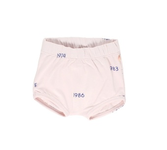 Shorts - Years, bloomers rosa och blå