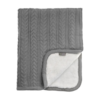 Filt Cuddly - Dove Grey