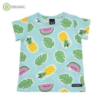 T-shirt Tropical Fruits Lgt Bay