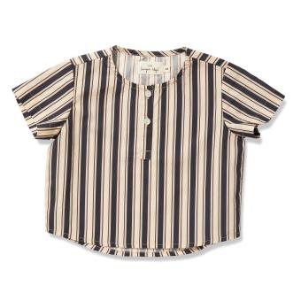 T-shirt Verbena stripe navy