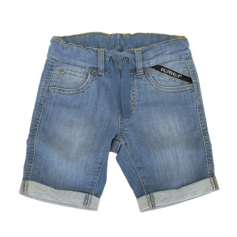 Shorts capri Washed Ink