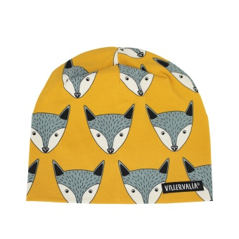 Mössa Fox (Saffron)