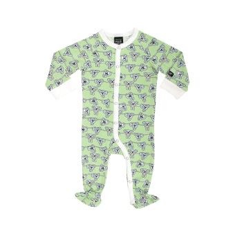 Pyjamas Koala Soft Pea