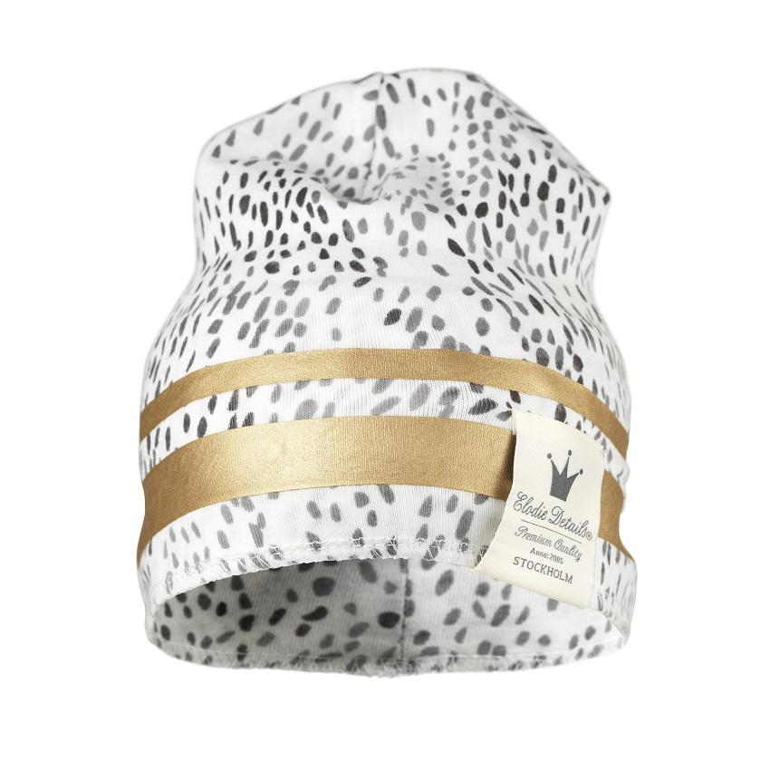 Mössa - Winter Beanie - Gilded Dots of Fauna