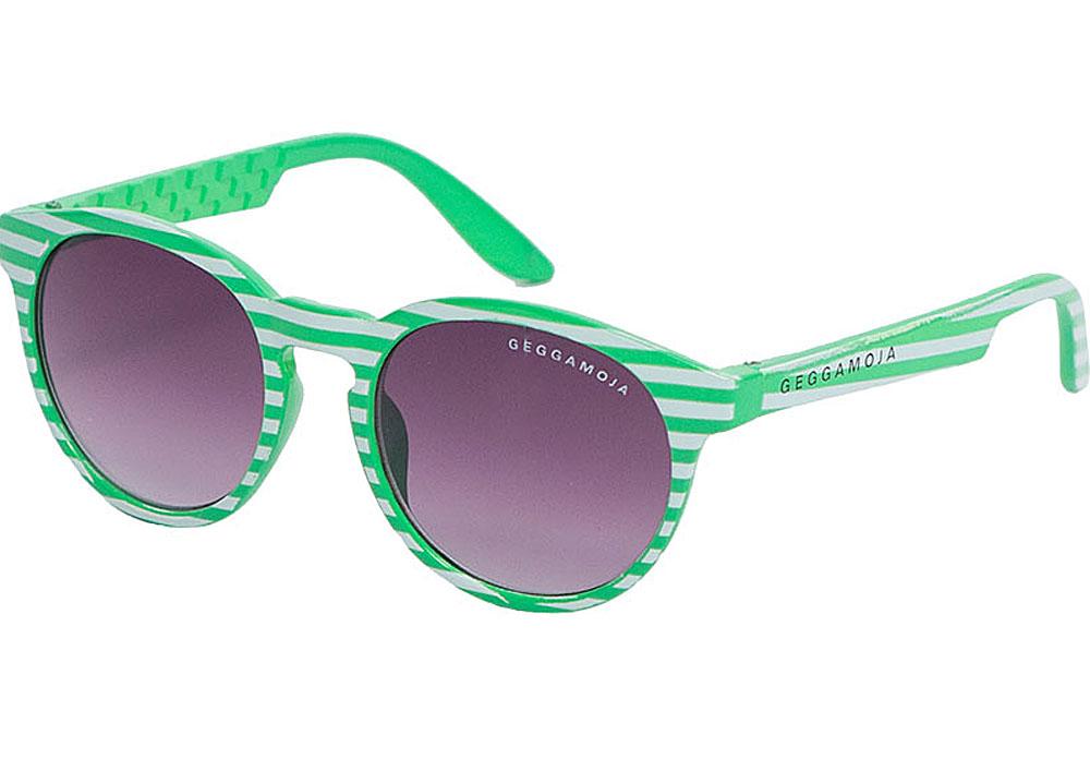 Solglasögon Junior Gröna