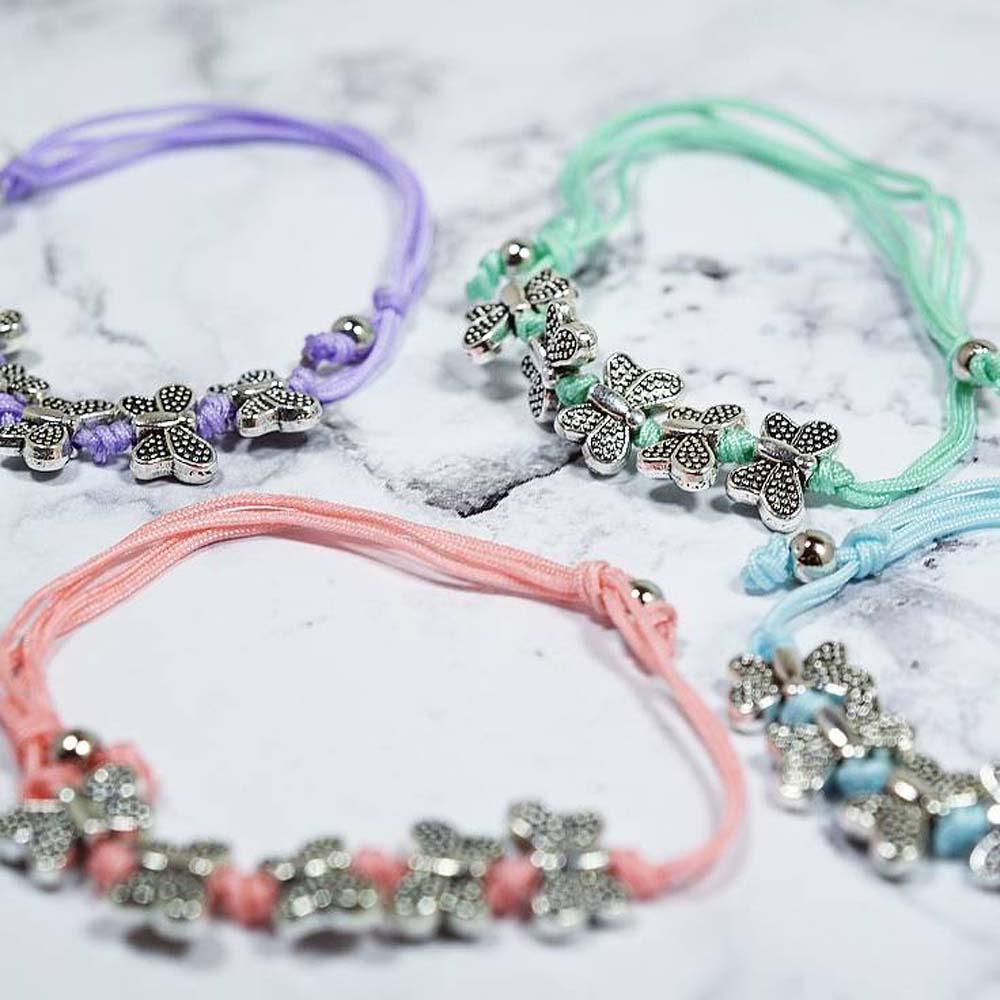Armband Fjärilar