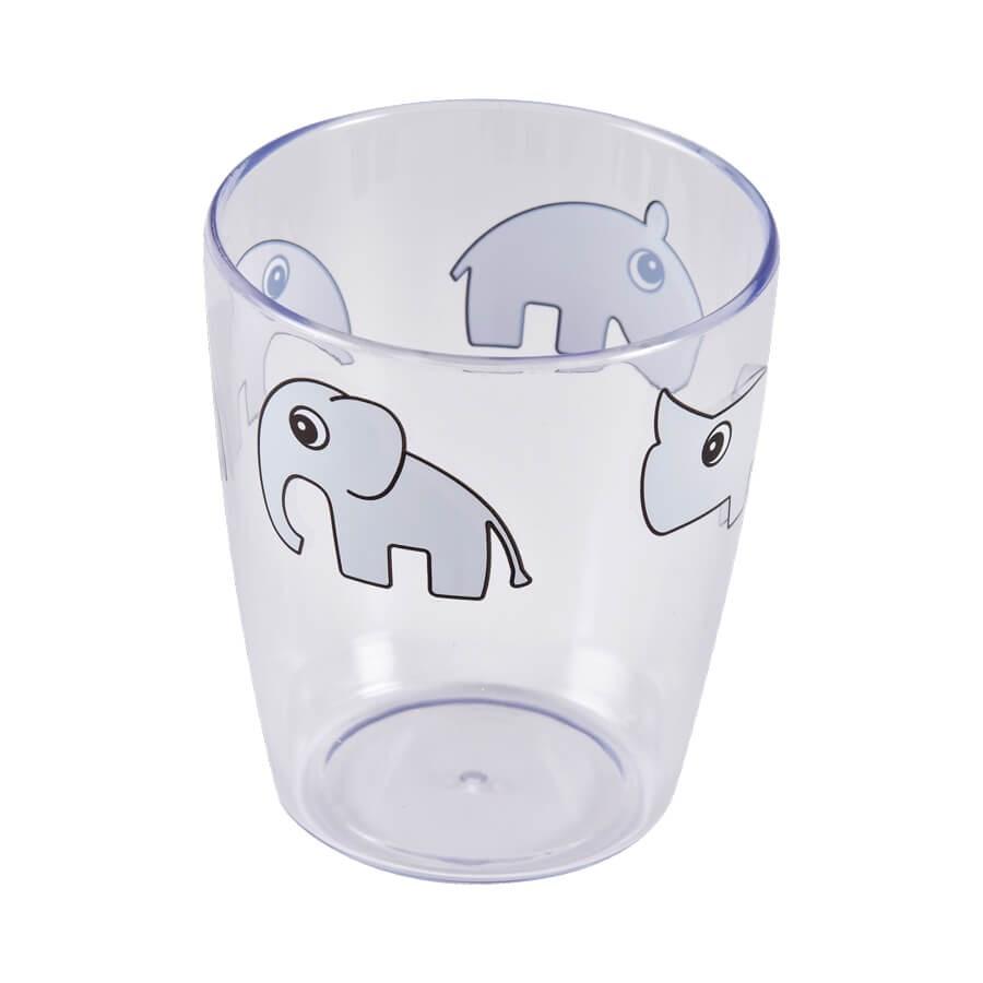 Yummy mini glass, Deer friends, Grey