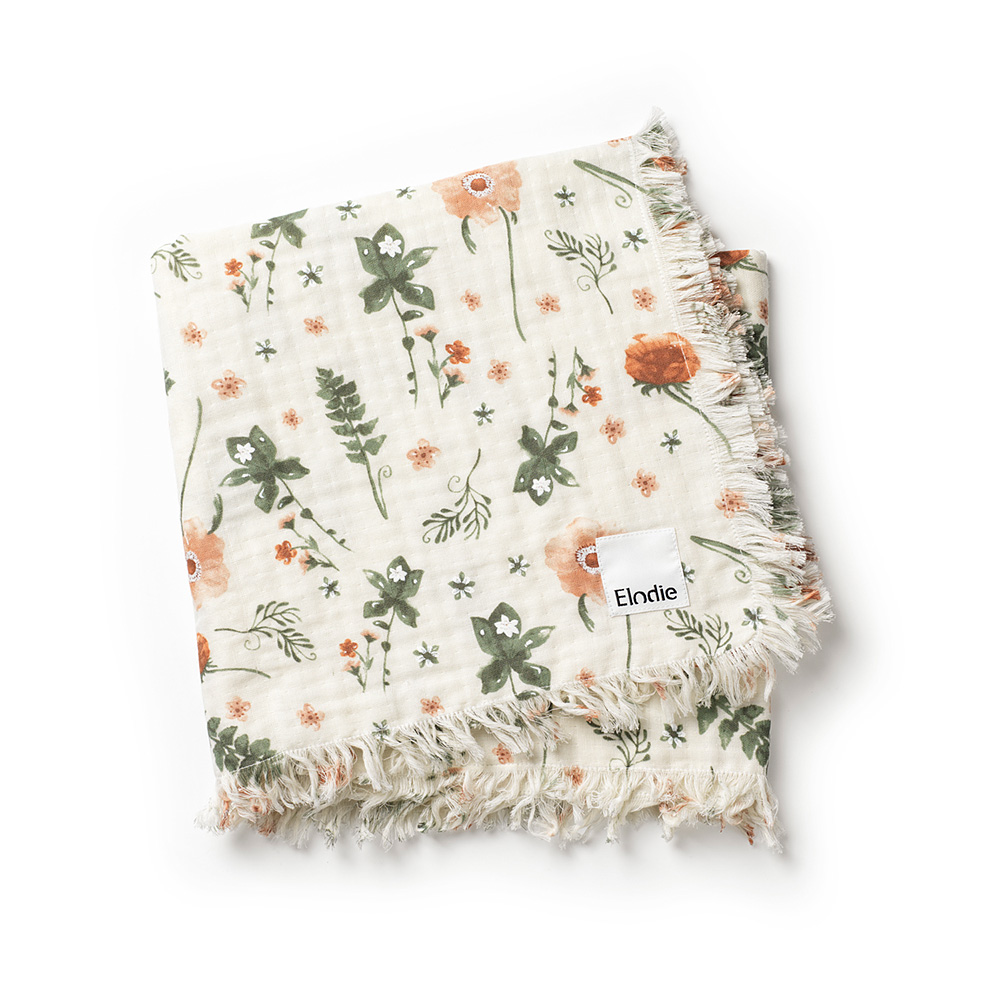 Filt - Meadow Blossom Soft Cotton