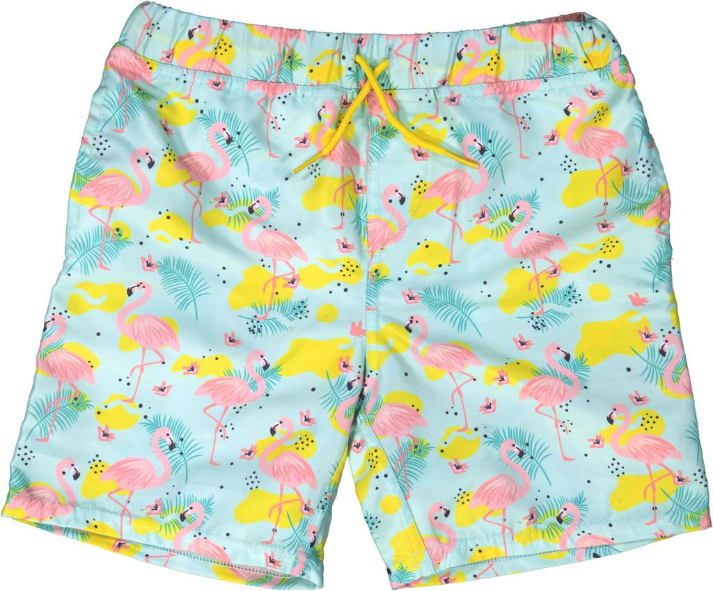 UV-Badbyxa Flamingos