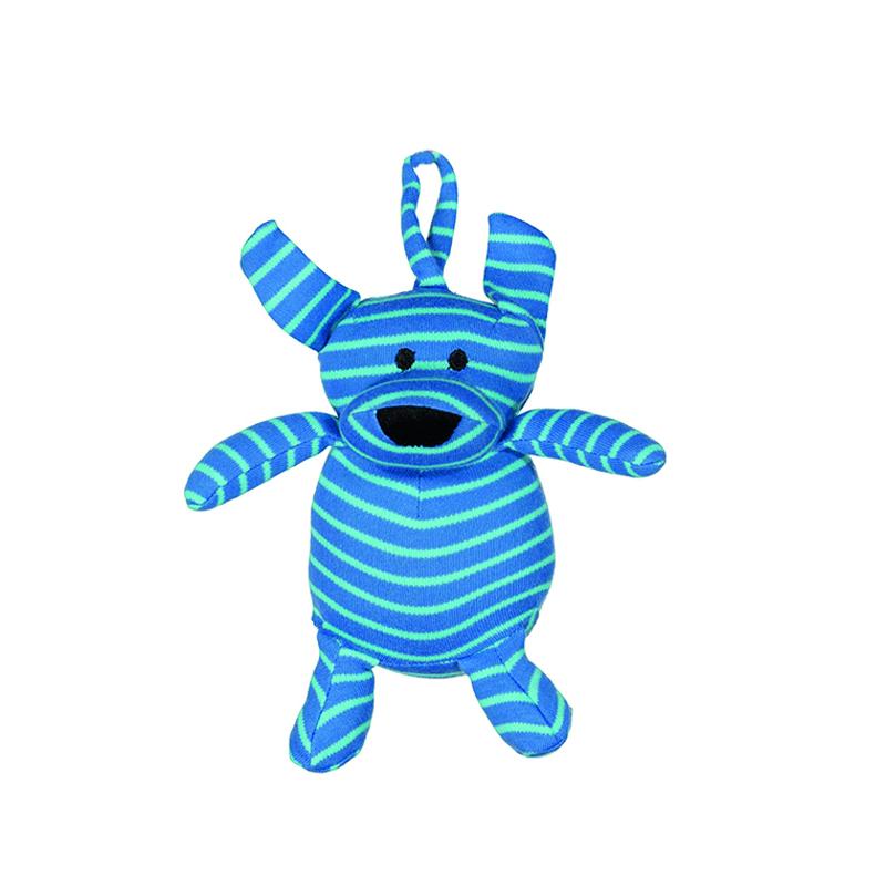 Gosedjur Doddi mini blå/mint