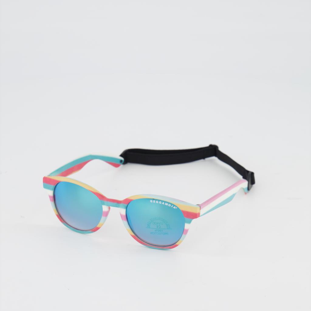 Solglasögon Kids 2-6 år - Randiga
