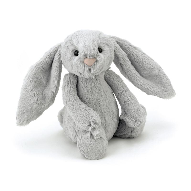 Kanin - Bashful Silver Bunny