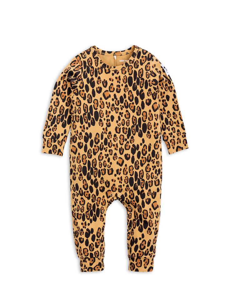 Jumpsuit - Basic - leopard