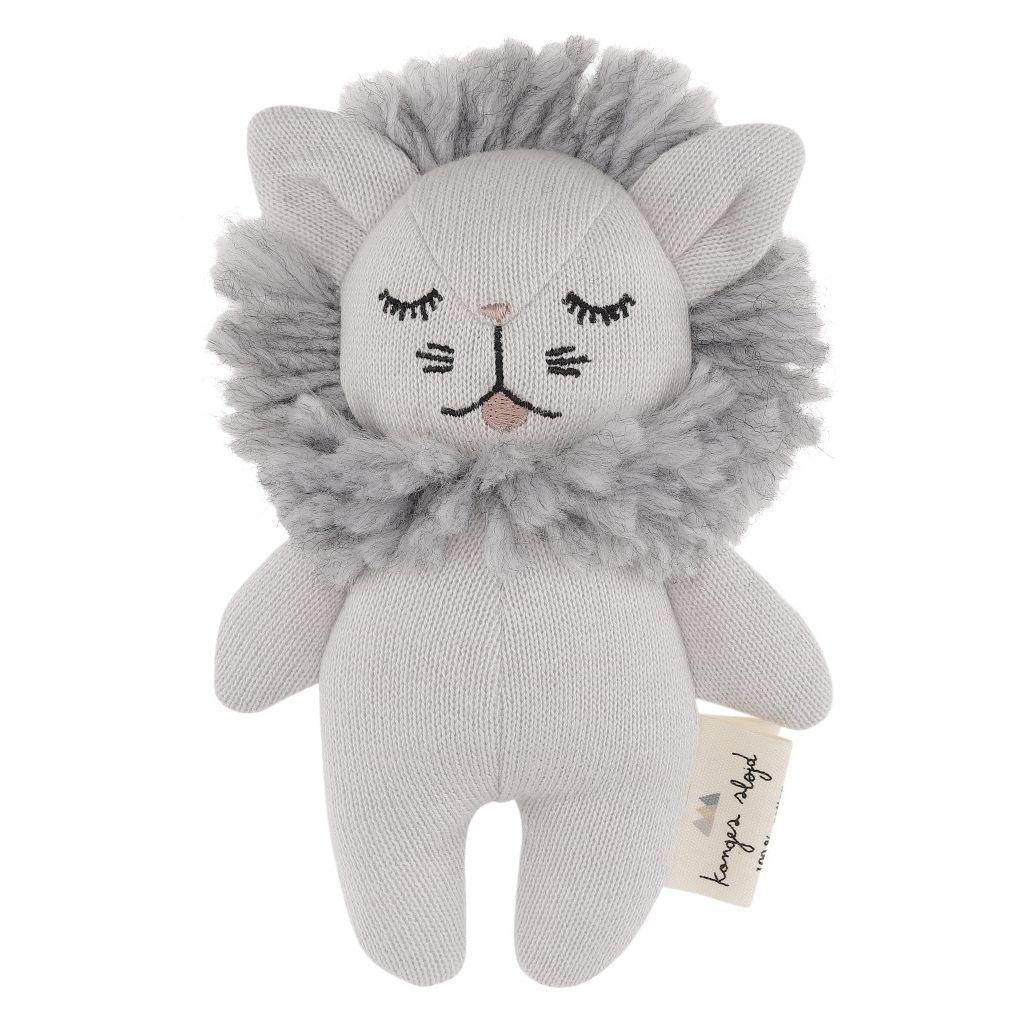 Skallra - Mini Lejon