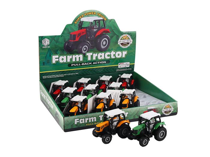 Traktor - Farm tractor