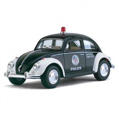 VW Bubbla - polisbil