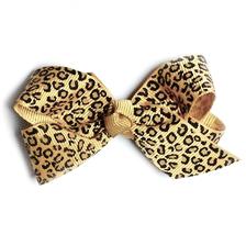 Clip Rosett Leopard