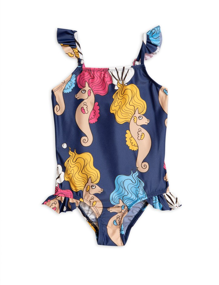 Baddräkt - Seahorse wing swimsuit