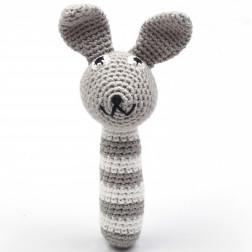 Skallra - Mr Rabbit (Grey)
