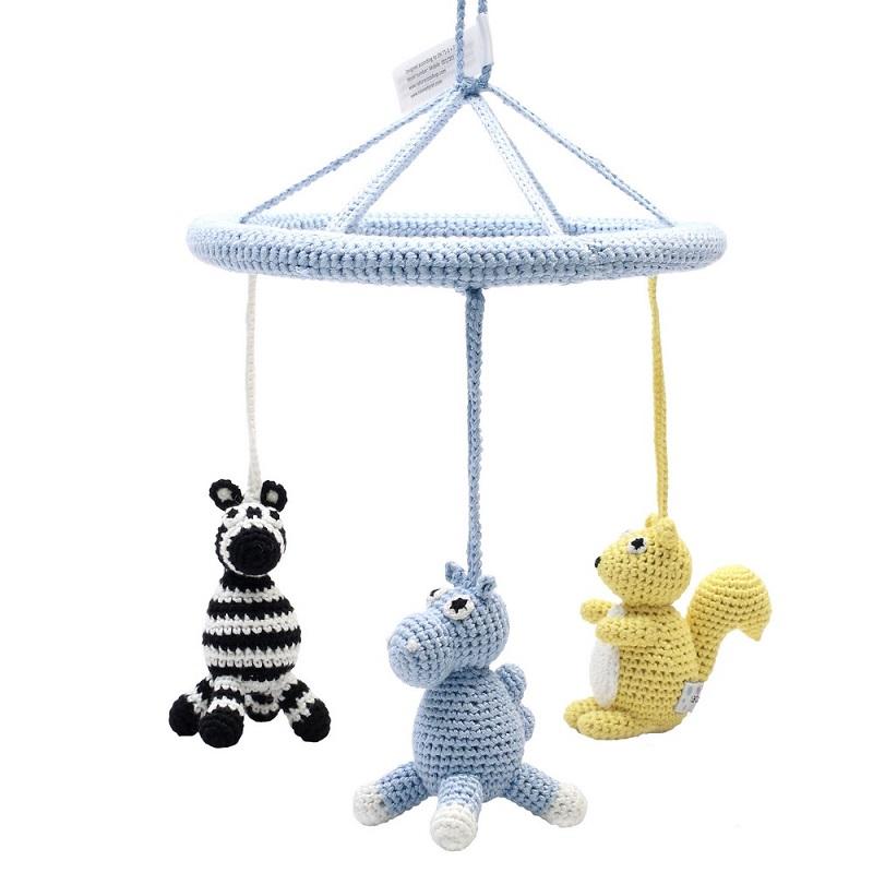 Mobil - Camel, Squirrel and zebra