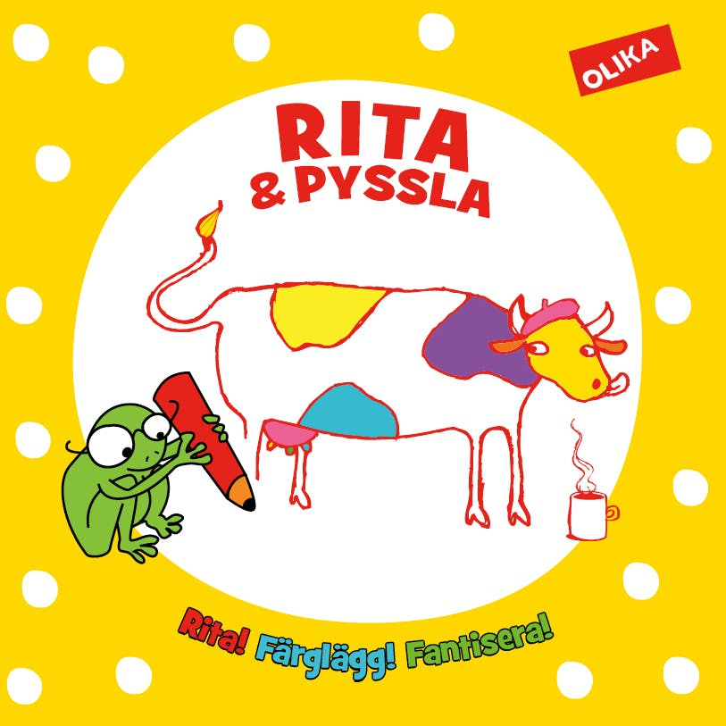 Olika Förlag - Rita & Pyssla
