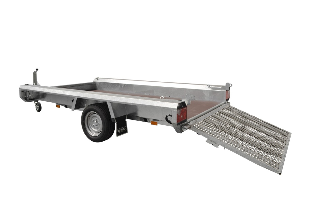 Anssems TERRAX - 1 axel 1800 kg Basic
