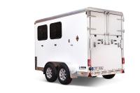 Hästtransport Stablemate - 2 Horses slant load