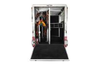 Hästtransport Stablemate - 3 Horses slant load