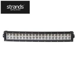 Strands LED Bar Curved 120W 10-30V